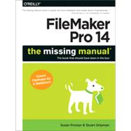 Title 700: The Missing Manual by Prosser, Susan; Gripman, Stuart, 9781491917480