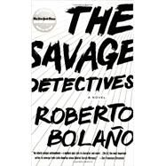 The Savage Detectives A Novel by Bola�o, Roberto; Wimmer, Natasha, 9780312427481