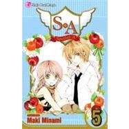 S.A, Vol. 5 by Minami, Maki; Minami, Maki, 9781421517483