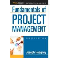 Fundamentals of Project Management by Heagney, Joseph, 9780814417485