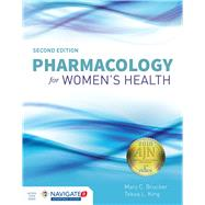 Pharmacology for Women's Health by Brucker, Mary C., Ph.D., 9781284057485