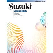 Suzuki Violin School by Preucil, William; Suzuki, Shinichi, 9781470627485