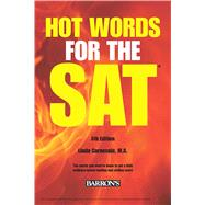 Hot Words for the SAT by Carnevale, Linda, 9781438007489