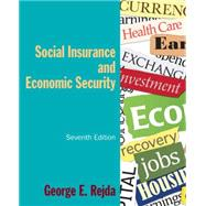 Social Insurance and Economic Security by Rejda,George E., 9780765627490
