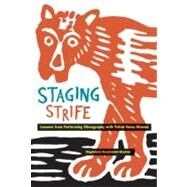 Staging Strife by Kazubowski-houston, Magdalena, 9780773537491