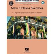 New Orleans Sketches: Intermediate Piano Solos by Rocherolle, Eugenie (COP), 9781495007491