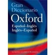 Gran Diccionario Oxford by , 9780195367492