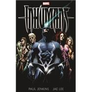 Inhumans by Paul Jenkins & Jae Lee by Jenkins, Paul; Lee, Jae, 9780785197492