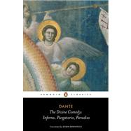 The Divine Comedy: Inferno, Purgatorio, Paradiso by Dante Alighieri; Kirkpatrick, Robin, 9780141197494