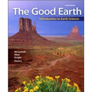 ConnectGeology Access Card for The Good Earth by McConnell, David; Steer, David; Owens, Katharine; Knight, Catherine, 9780077367497