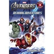 Marvel's The Avengers Reading Adventures by Marvel, 9780316257497