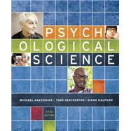 Psychological Science by Gazzaniga, Michael; Heatherton, Todd; Halpern, Diane, 9780393937497