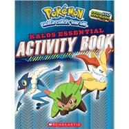 Pokemon: Kalos Essential Activity Book (Pokemon) by Unknown, 9780545927499