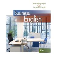 Business English (with Student Premium Website Printed Access Card) by Guffey, Mary Ellen; Seefer, Carolyn M., 9781133627500