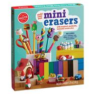 Make Your Own Mini Erasers by Unknown, 9781338037500