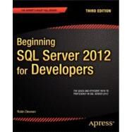 Beginning SQL Server 2012 for Developers by Dewson, Robin, 9781430237501
