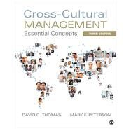 Cross-Cultural Management by Thomas, David C.; Peterson, Mark F., 9781452257501