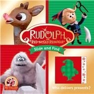 Rudolph the Red-Nosed Reindeer Slide and Find by Priddy, Roger, 9780312517502
