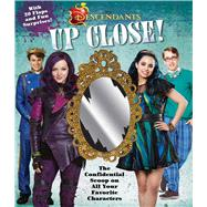 Disney Descendants: Up Close! by Sinclair, Matt, 9780794437503