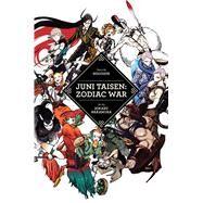 Juni Taisen Zodiac War by Nisiosin (CRT); Nakamura, Hikaru, 9781421597508