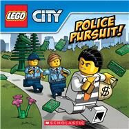 Police Pursuit! (LEGO City) by Rusu, Meredith; Lee, Paul, 9781338117509