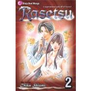 Rasetsu, Vol. 2 by Shiomi, Chika; Shiomi, Chika, 9781421527512