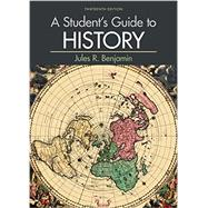 A Student's Guide to History by , 9781319027513