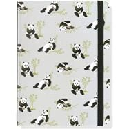 Pandas Journal by Peter Pauper Press, 9781441317513