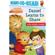 Daniel Learns to Share by Friedman, Becky; Fruchter, Jason, 9781481467513