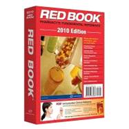 Red Book 2010 Pharmacy's Fundamental Reference by Unknown, 9781563637513
