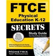 FTCE Physical Education K-12 Flashcard Study System by Mometrix Media LLC, 9781609717513