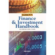 Finance & Investment Handbook by Downes, John; Goodman, Jordan, 9780764167515