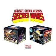 Marvel Super Heroes Secret Wars by Shooter, Jim; Zeck, Mike; Layton, Bob; Milgrom, Al; McDuffie, Dwayne, 9780785197515