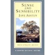 Sense/Sensibility Nce Pa by Johnson,Claudia L., 9780393977516