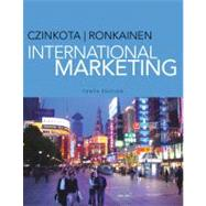 International Marketing by Czinkota, Michael R.; Ronkainen, Ilkka A., 9781133627517