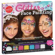 Glitter Face Painting by Unknown, 9781338037517
