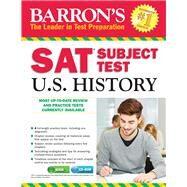 Barron's SAT Subject Test U.S. History by Senter, Kenneth R., 9781438007519