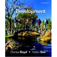 Lifespan Development by Boyd, Denise G.; Bee, Helen L., 9780205037520