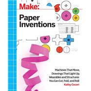 Simple Paper Inventions by Ceceri, Kathy, 9781457187520