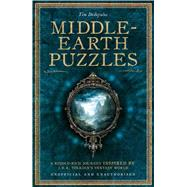 Middle-earth Puzzles A Riddle-Rich Journey Inspired by J.R.R. Tolkien's Fantasy World by Dedopulos, Tim, 9781780977522