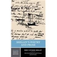 Shelley's Poet & Prose Nce 2E Pa by Reiman,Donald, 9780393977523
