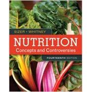 Bundle: Nutrition: Concepts and Controversies, Loose-leaf Version, 14th + MindTap Nutrition, 1 term (6 months) Printed Access Card by Sizer, Frances; Whitney, Ellie, 9781337127523