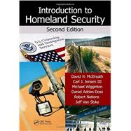 Introduction to Homeland Security, Second Edition by McElreath; David H., 9781439887523
