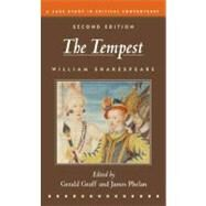 The Tempest A Case Study in Critical Controversy by Shakespeare, William; Graff, Gerald; Phelan, James, 9780312457525