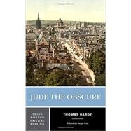 Jude the Obscure by Hardy, Thomas; Pite, Ralph, 9780393937527