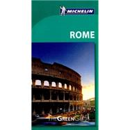 Michelin Green Guide Rome by Michelin Travel Publications, 9782067197527