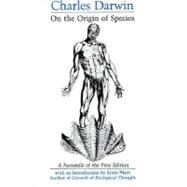 On the Origin of Species : A Facsimile of the First Edition by Darwin, Charles, 9780674637528