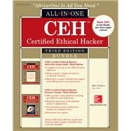 CEH Certified Ethical Hacker Bundle, Third Edition by Walker, Matt, 9781259837531