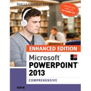 Enhanced Microsoft PowerPoint 2013 Comprehensive by Sebok, Susan L., 9781305507531