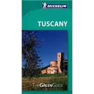 Michelin Green Guide Tuscany by Michelin Travel Publications, 9782067197534
